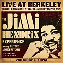 Jimi Hendrix Experience Live at Berkeley [Disco de Vinil]
