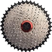 CYSKY 9 Speed Cassette 9Speed 11-40 Cassette Fit for Mountain Bike, Road Bicycle, MTB, BMX, Sram Sunrace Shimano ultegra xt (Light Weight)