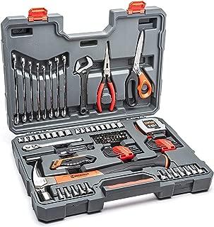 Crescent 101 Piece General Purpose Tool Set, SAE & Metric - CTK101