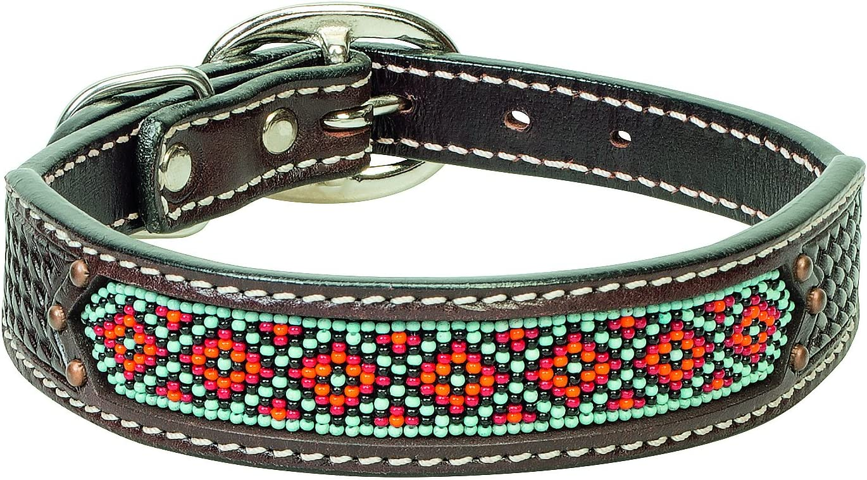 African Leather Dog Collar Small Dog Collar Leather Beaded Leather Dog Collar Unique Maasai Leather Dog Collar Christmas Gifts For Him