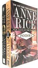 """2-Book Set - """"New Tales of the Vampire"""" by Anne Rice - includes Pandora & Vittorio the Vampire."""
