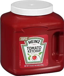 Heinz Ketchup Bulk Jug (7 lbs Jugs, Pack of 6)