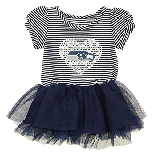 Outerstuff NFL Girl s Infant and Toddlers Celebration Sequin Tutu c6135554e