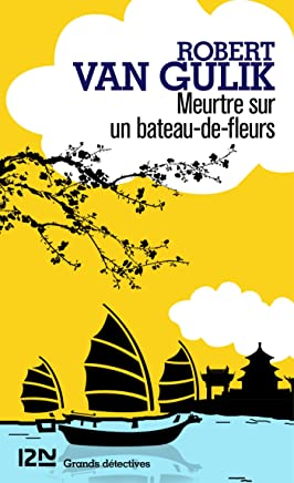 Meurtre sur un bateau-de-fleurs (Grands détectives) (French Edition)