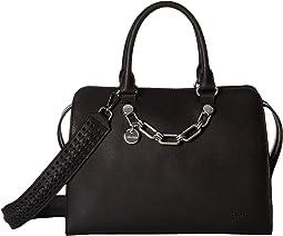 Lincoln Mercury Leather Satchel