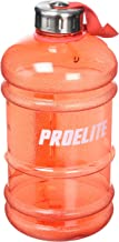 Proelite Gym Sports Re-Usable Water Bottle 2 2 Litre Red Estimated Price : £ 17,53