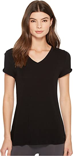 Splendid - Studio Core Twist Sleeve Tee