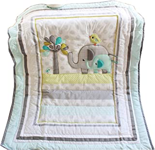 Best baby bedding elephant Reviews