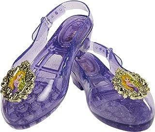 Disney Princess Rapunzel Light-Up Shoes, Size: 9-11, [Amazon Exclusive]
