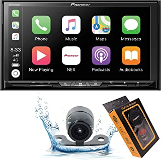 "Pioneer AVH-W4500NEX Double DIN Wireless Mirroring Android Auto, Carplay In-Dash DVD/CD Car Stereo Receiver, 7"" Touchscree... photo"