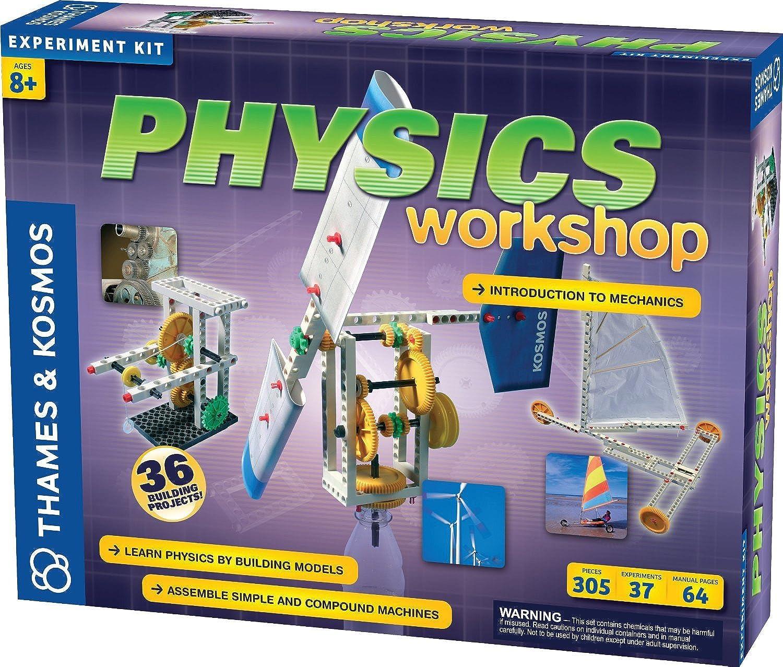Thames & Kosmos Physics Workshop [並行輸入品]