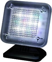 Olympia TV 150 LED TV simulator (LED - lichtsensor, inschakelautomatiek, TV simulator als inbraakbeveiliging, LED TV dummy...