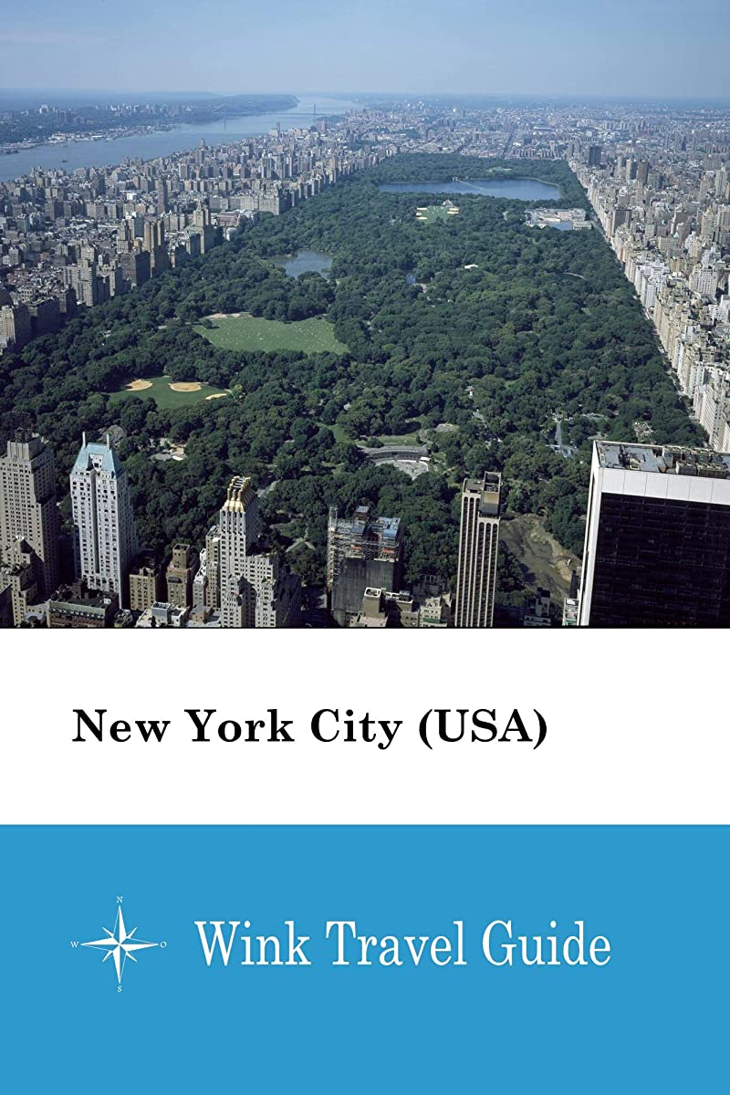 見積り敬餌New York City (USA) - Wink Travel Guide (English Edition)