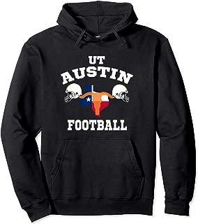 UT Austin Football Gear Pullover Hoodie