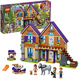 LEGO Friends Mia's House 41369 Building Kit with Mini Doll Friends Figures and Toy Horse (715 Pieces)