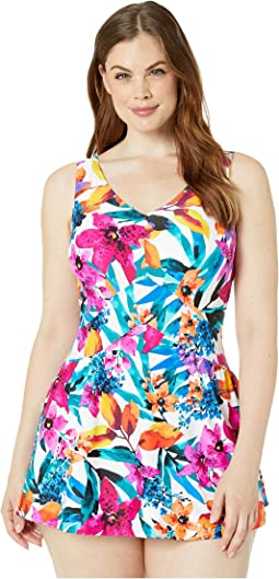 Key West Empire Swimdress
