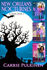 New Orleans Nocturnes Collection 1: A Frightfully Fun Paranormal Romantic Comedy Box Set Kindle Edition