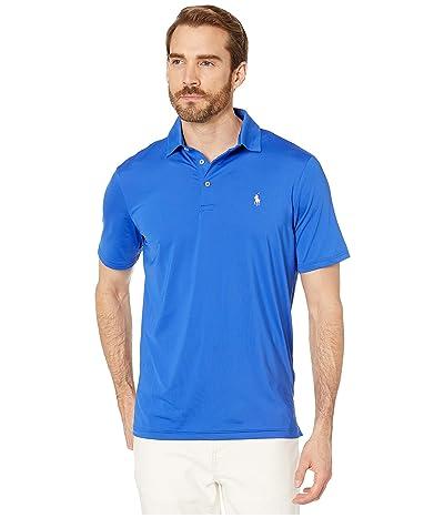 Polo Ralph Lauren Short Sleeve Performance Polo (Travel Blue) Men