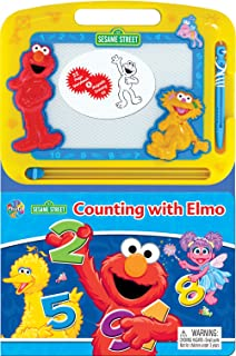 Sesame Street Counting with Elmo Learning Series