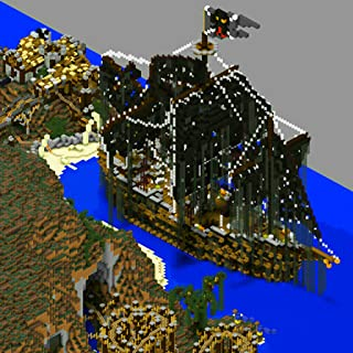Pirates Hideout Map For Minecraft