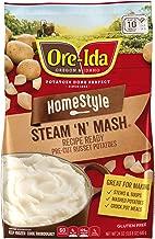 Ore-Ida Frozen Steam & Mash Cut Russet Potatoes (24 oz Bag)