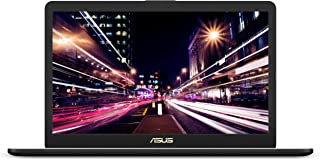 "Asus VivoBook Pro 17 Thin and Portable Laptop, 17.3"" FHD, 8th Gen Intel Core i7-8565U Processor, NVIDIA GeForce MX150, 8GB DDR4 RAM, 512GB SSD, Backlit Keyboard, Windows 10 - N705FN-ES76"