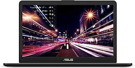 "ASUS VivoBook Pro 17 17.3"" Thin and Portable FHD Laptop, 8th Gen Intel Core i7-8550U Processor , NVIDIA GeForce MX150 Graphics, 8GB DDR4 RAM, 256GB SSD + 1TB HDD, USB-C, Backlit Keyboard, N705UN-ES76"