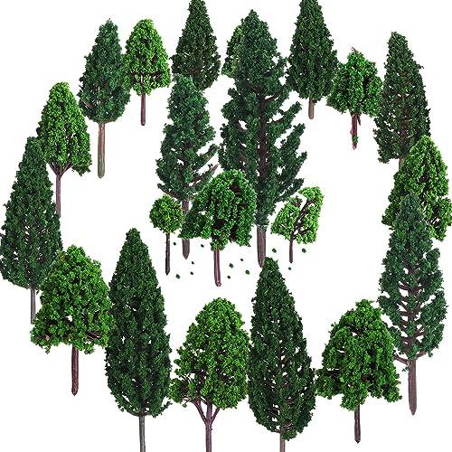 Diorama Trees: Amazon com