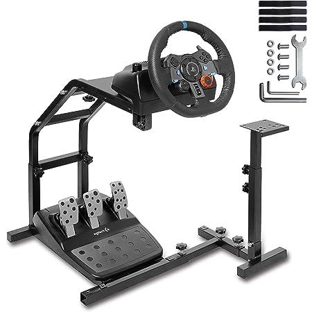 Suspension Nisorpa Racing Simulator Steering Wheel Stand Suitable ...