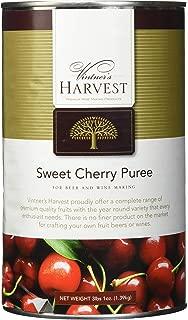 sweet cherry puree