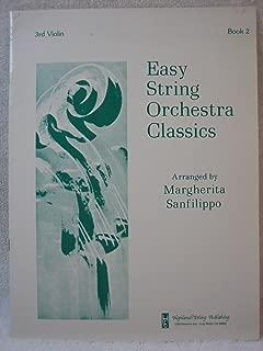 Easy String Orchestra Classics - Violin III