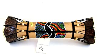 "Djembe Drum Bongo Congo Wooden African Hand Drum - SIZE 16"", JIVE BRAND- Professional Sound"