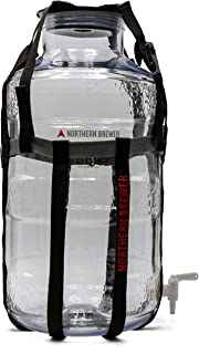 Northern Brewer - Big Mouth Bubbler with Harness (Siphonless 6.5 Gallon Plastic)