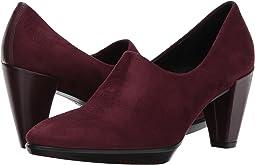 Bordeaux/Bordeaux Textile/Calf Leather