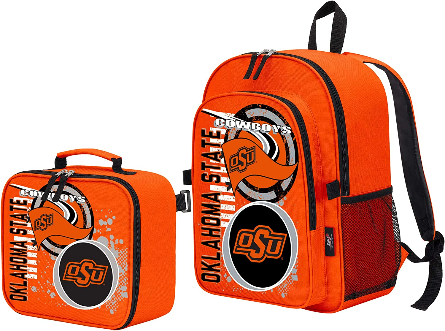 Officially Licensed Manufacturer OFFicial shop NCAA Accelerator Brand Cheap Sale Venue Backpack Kit Set M Lunch