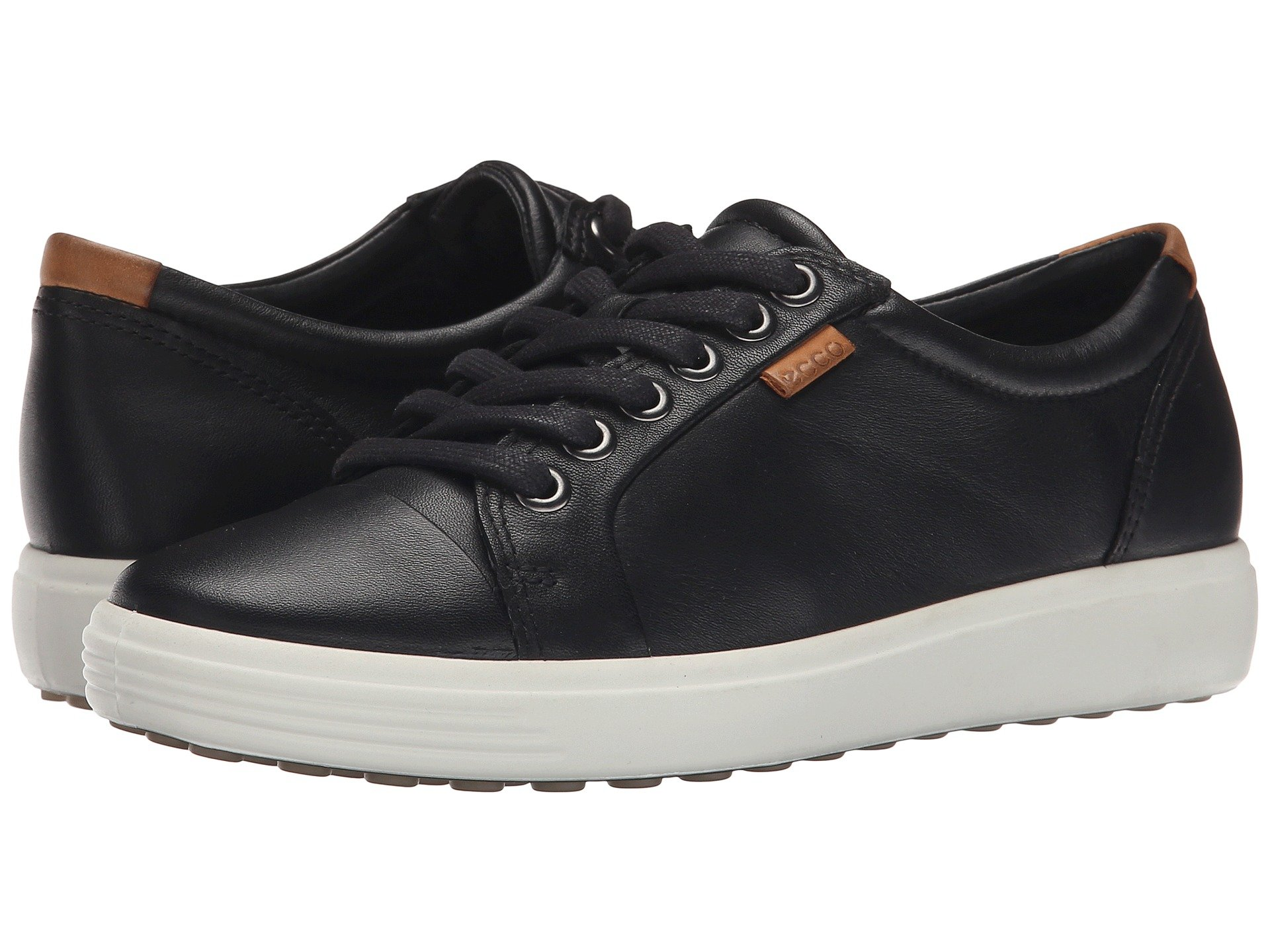 cf2f48b93e Women's ECCO Lifestyle Sneakers + FREE SHIPPING | Shoes | Zappos.com