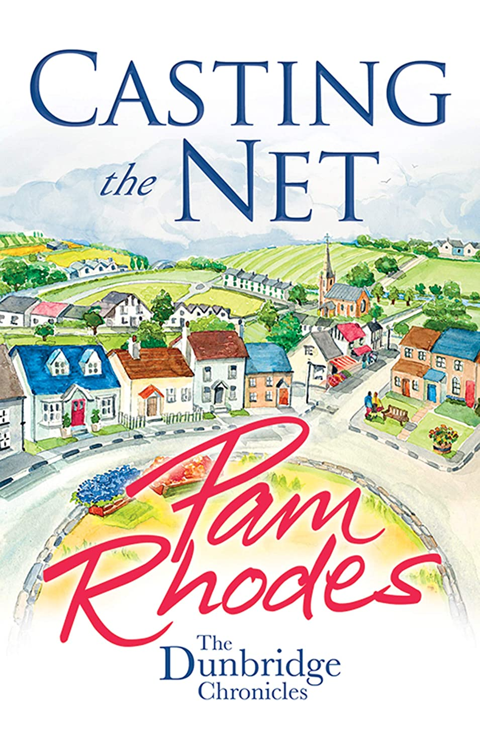 私のスプーンハチCasting the Net (The Dunbridge Chronicles Book 2) (English Edition)