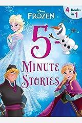 Frozen: 5-Minute Frozen Stories: 4 books in 1 (Disney Storybook (eBook)) Kindle Edition