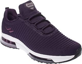 Lescon Kadın L-6602 Mürdüm Airtube Spor Ayakkabı Kapalı Alan Ayakkabısı 19BAU006602Z-MUR