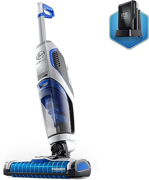 Hoover ONEPWR Cordless FloorMate Jet Hard Floor Cleaner Wet Vacuum BH55210 White
