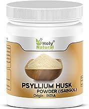 100% Psyllium Husk Powder (Isabgol) - 200 GM by Holy Natural