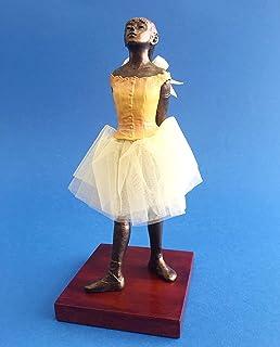 ドガ - 小像 - 14歳の小さな踊り子 (1881)