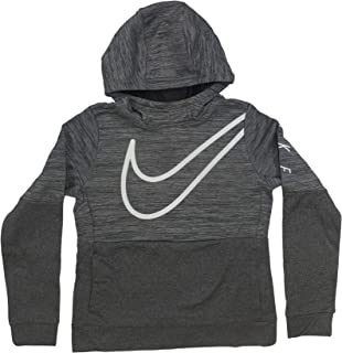 Girl's Graphic Training Pullover Hoodie