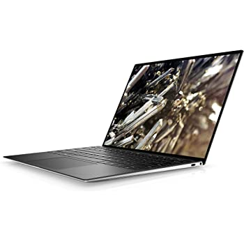 "Dell XPS 9300 Intel Core i7-1065G7 X4 1.3GHz 16GB 512GB SSD 13.4"", Silver (Renewed)"