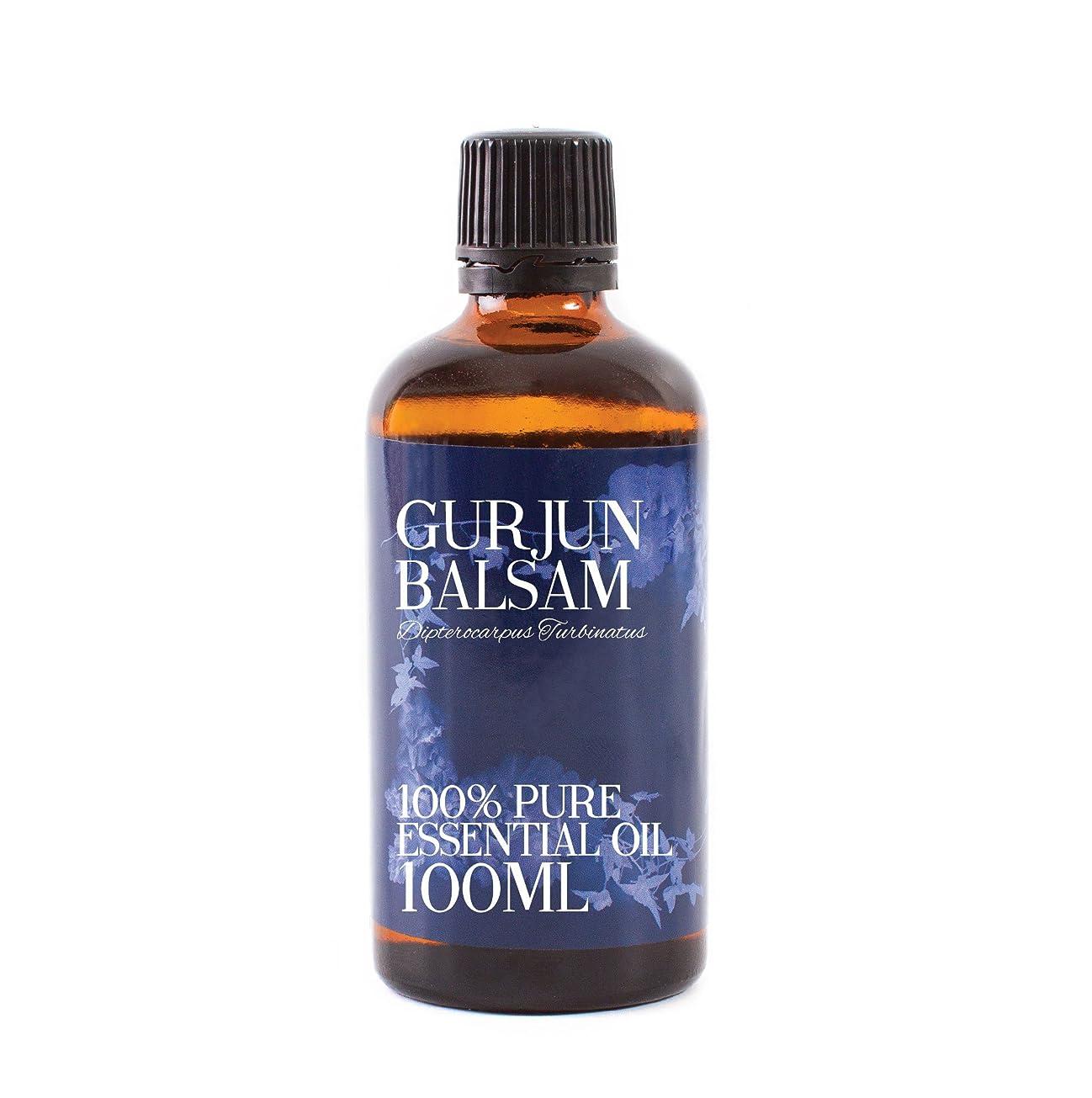手荷物退屈宿Mystic Moments | Gurjun Balsam Essential Oil - 100ml - 100% Pure