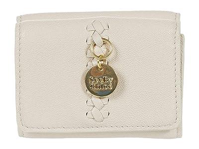 See by Chloe Tilda Coin Purse (Cement Beige) Handbags