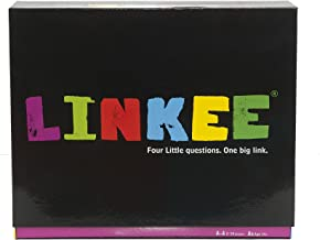 Bananagrams LINKEE: Four Little Questions.One Big Link: U.S.A. Version