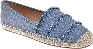 Michael Michael Kors Tibby Slip-On Loafer - Washed Denim