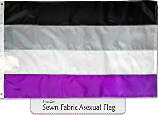 Genderfluid 5ft X 3ft Flag 75denier with eyelets suitable for Flagpoles