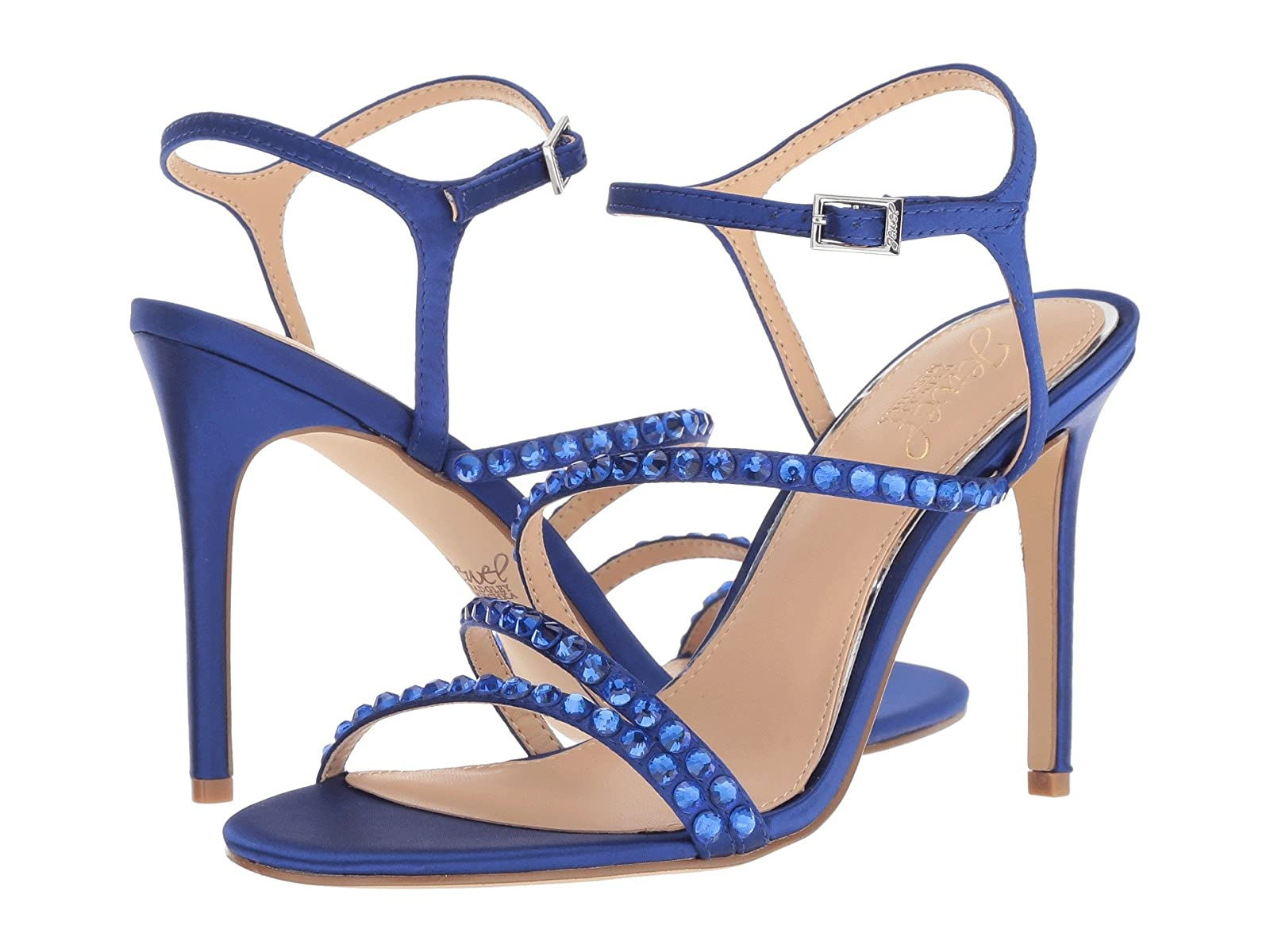 Jewel Badgley Mischka MarimbaAtmospheric grades have affordable shoes